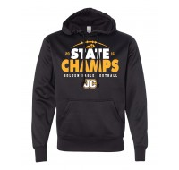 Johnson Central 4A State Champs Hoodie
