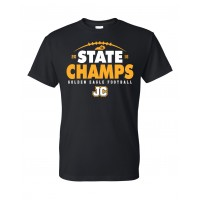 Johnson Central 4A State Champs T-Shirt