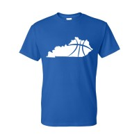 Kentucky Loves Basketball T-Shirt
