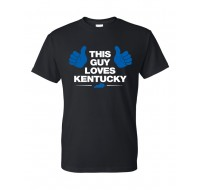 This Guy Loves Kentucky T-Shirt